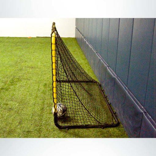 Model #IA46. 4' x 6' indoor interactive soccer goal.
