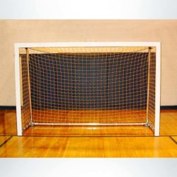 Model #MALFUTSAL4x2. Official Futsal Goal with 4inch x 2inch Posts and Crossbar.