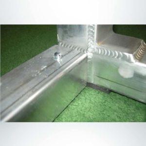 Model #SGEFUTSAL. Push pin rubber foot.