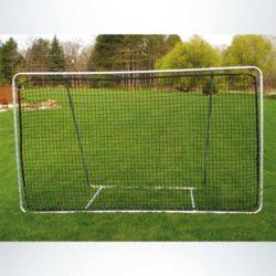Stef610 backyard soccer rebounder
