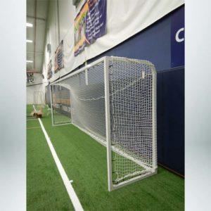 """Custom soccer goal. 6'7"""" x 18'6""""."""