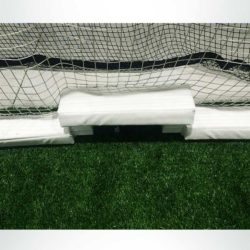 Custom pad for backbar of soccer goal.