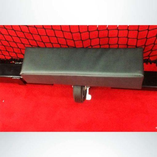 Model #PADBCB. Caster wheel backbar pad.