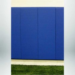 Model #SWP800. Royal blue wall pad. 2' x 6' panels.