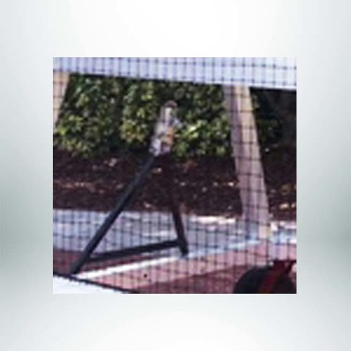 Model #THT. Towing bar for use with portable filming tower.