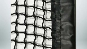 78 mesh golf net with tape boarder.