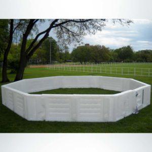 White GaGa Ball Pit.