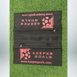 Model #KGSAND50. 50 lb. sand bag for the back of soccer goals to weigh them down.