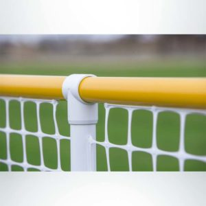 Signature Fence Sport Panel. Outfield portable fencing top connector piece to connect two panels.