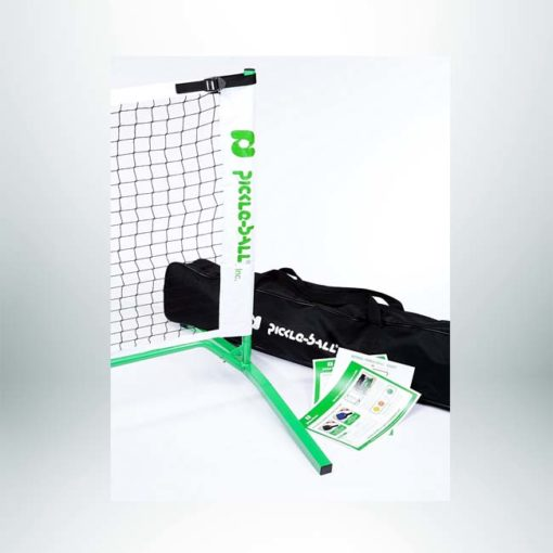 Model #DOUGPB33160. Pickleball portable set with carrying bag.