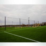 Backstop Netting for Soccer Complex. Refubished Existing Posts.