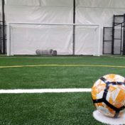 Indoor Soccer Facility.
