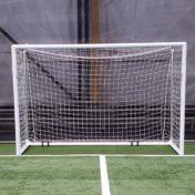 "Model #MSGC3RDFUTSAL. 3"" round aluminum futsal goal."