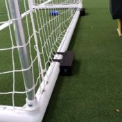 Model #MSGC3RDFUTSAL. Anchor Weight on Futsal Goal.