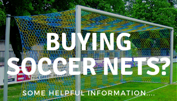 Buying soccer nets blog post.
