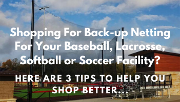 Shopping for back-up netting 3 tips to help you blog post.