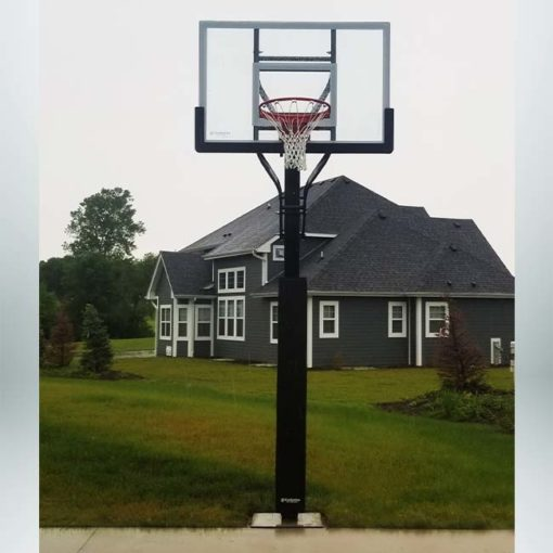Model #X554. Goalsetter Extreme Series backyard or driveway basketball hoop.