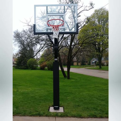 Model #X554. Goalsetter Extreme Series basketball hoop.