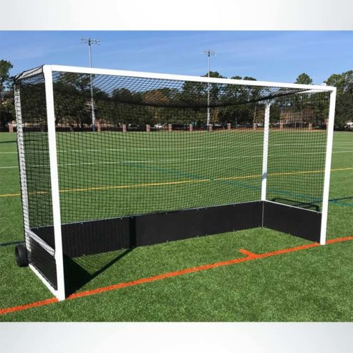 Model #FHG2AL712. Standard field hockey goal.