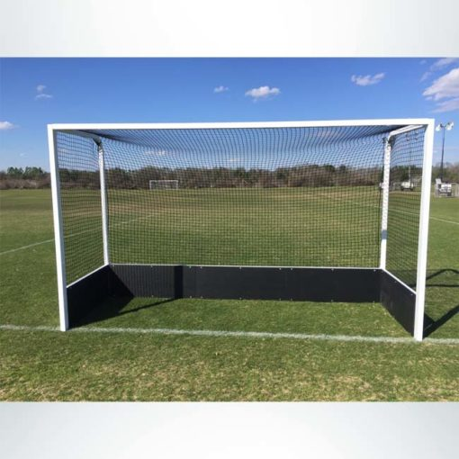 Model #FJG32AL. Pro field hockey goal.