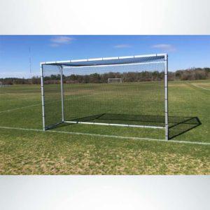 Model #FHGBAL712. 7' x 12' budget field hockey goal.