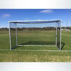 Model #FHGBAL712. 7' x 12' budget field hockey goal.