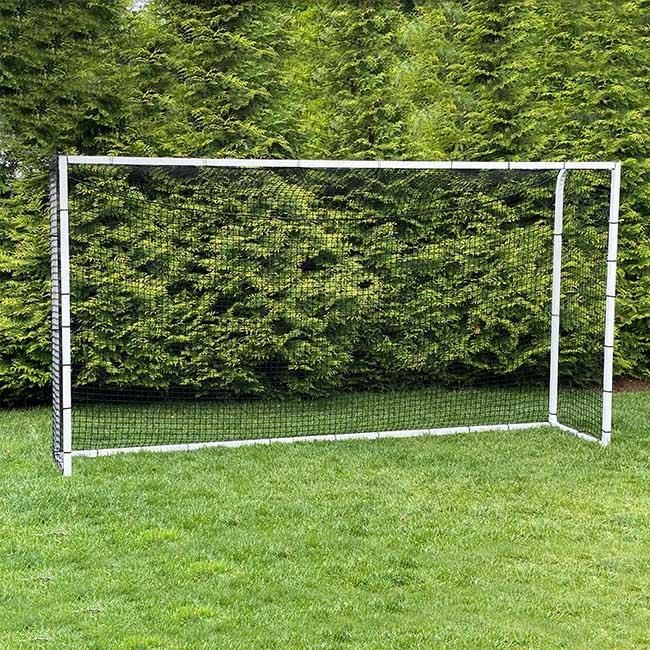 Backyard Aluminum Soccer Goal ⋆ Keeper Goals - Your ...