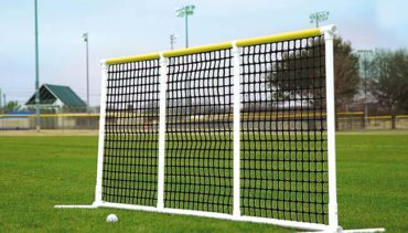 Model #SIGNATUREFENCESPORTPANEL. Temporary portable outfield fencing.