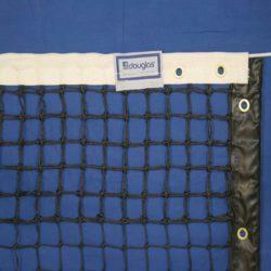 Model #TN28DM. Double mesh Douglas tennis net.