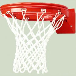 Model #BA33U. Bison double-flex basketball rim.