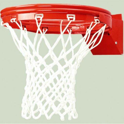 Model #BA33U. Bison double-flex basketball rim.