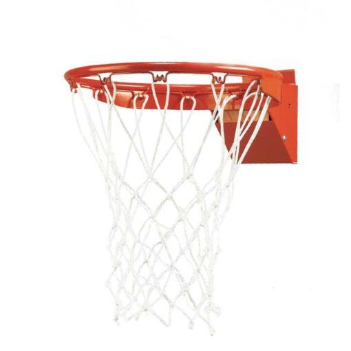 Model #BA51H. Bison heavy-duty anti-whip basketball net.