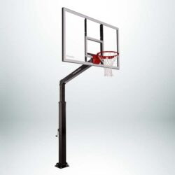 Model #GSLAUNCHPRO. Goalsetter Launchpro basketball hoop.