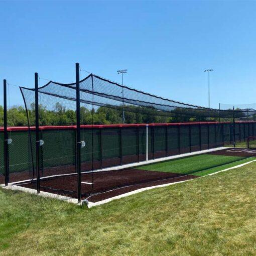 70' tension batting cage.