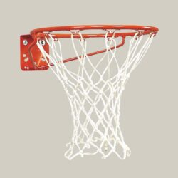 Model #BA26. Bison Economy basketball goal.
