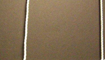 3mm white futsal net.
