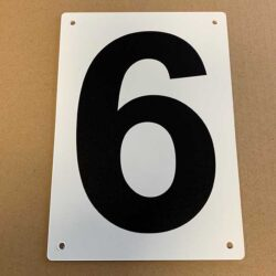 @MPNUMBER. Field number signs.