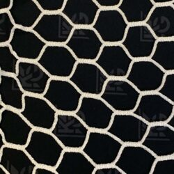 Model #NP2HEX3082448HP. Hexagon soccer net.