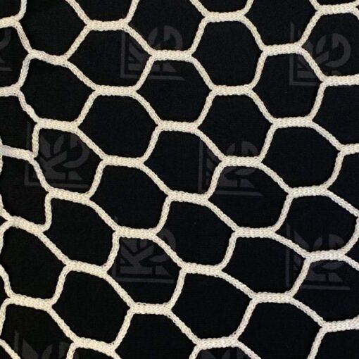 Model #NP2HEX3082448HP. Hexagon soccer net.