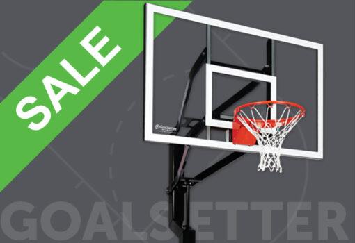 All-American Basketball Hoops by Goalsetter on-sale June 1 - July 5, 2021.